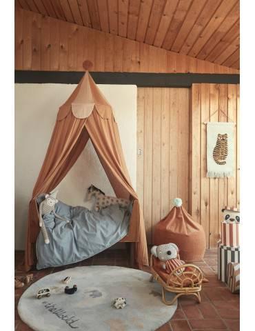 OYOY LIving Design Ronja sengehimmel rose miljø