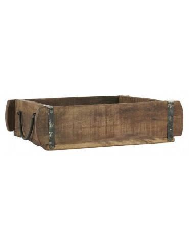 Ib laursen Murstensform kasse med hanke Unika