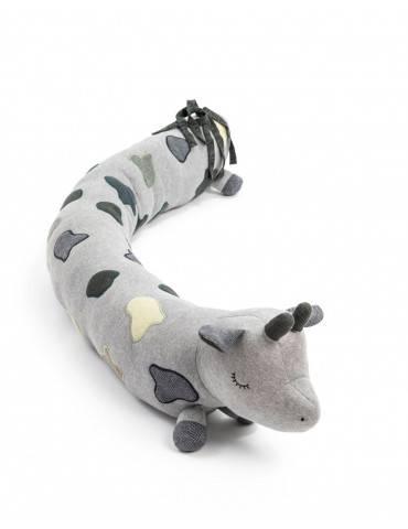 Smallstuff Sengerand giraf grå
