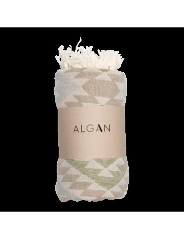 Algan Ana hamamhåndklæde