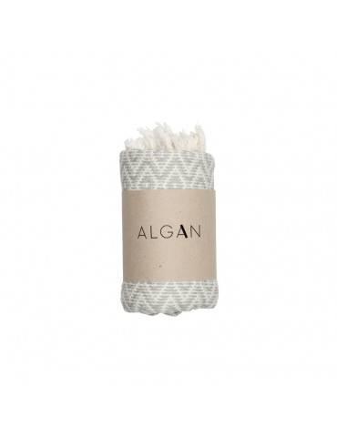 Algan Sumak gæstehåndklæde Hav