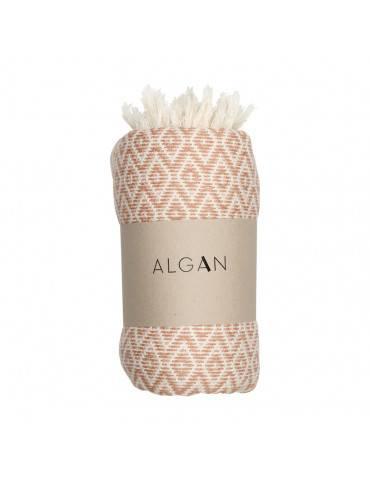 Algan Sumak badehåndklæde Melon