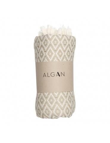 Algan Sumak badehåndklæde Hummus
