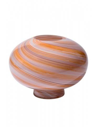 Eden Outcast Twirl vase pink