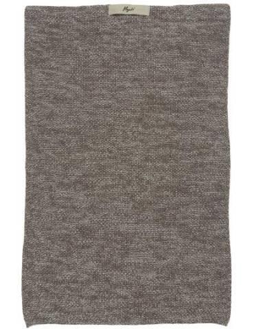 Ib Laursen Mynte håndklæde brown melange