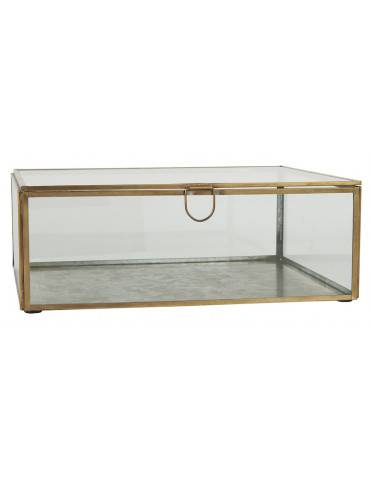 Ib Laursen Glasbox til studenterhue