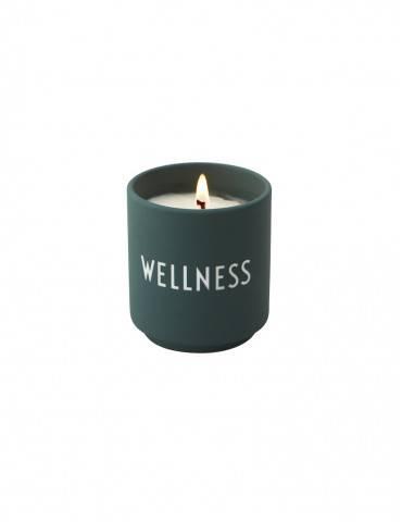 Design Letters Duftlys Wellness