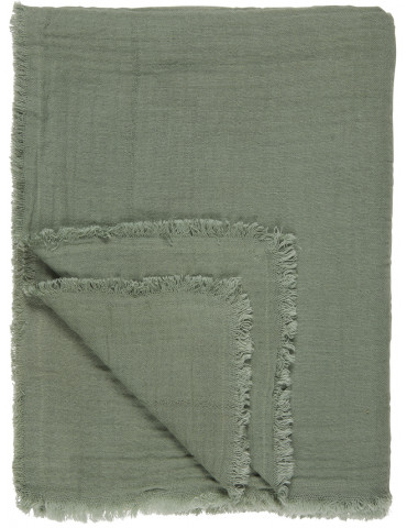 Ib Laursen Plaid Dusty chalk green