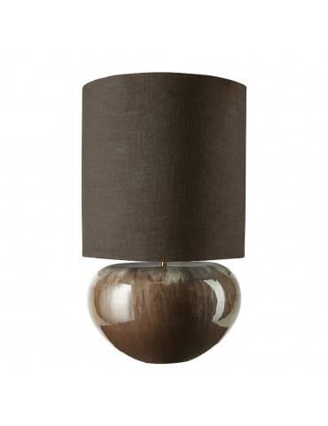 Cozy Living Ena bordlampe med skærm Taupe