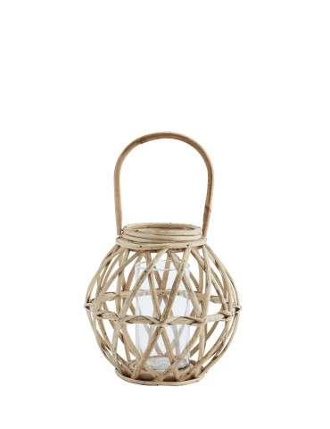 Madam Stoltz Bambus lanterne