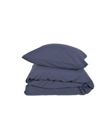 Compliments sengetøj Mørkeblå 220 cm