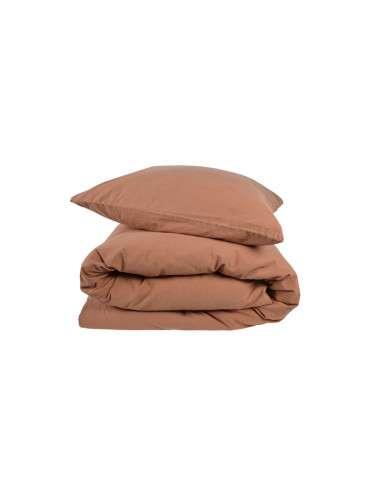 Compliments Sengetøj Brown 220 cm