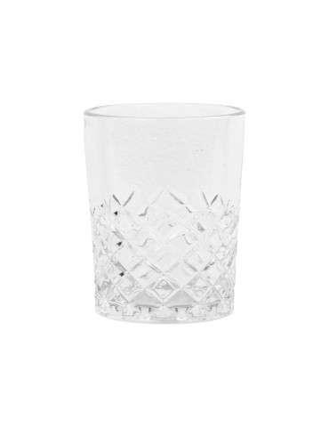 Chic Antique Lorient glas med udskæring