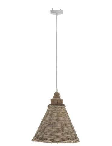Columbine/J-Line Conic Loftslampe rattan
