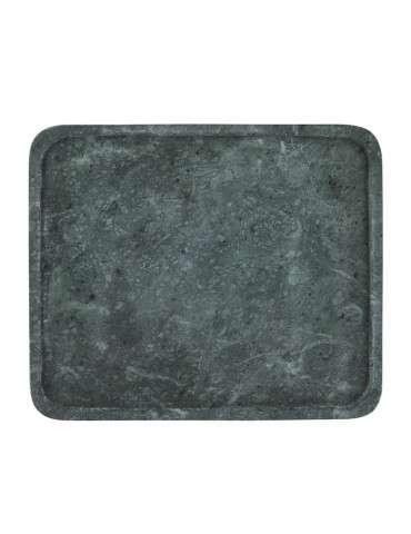Bahne Bakke slim edge grøn marmor