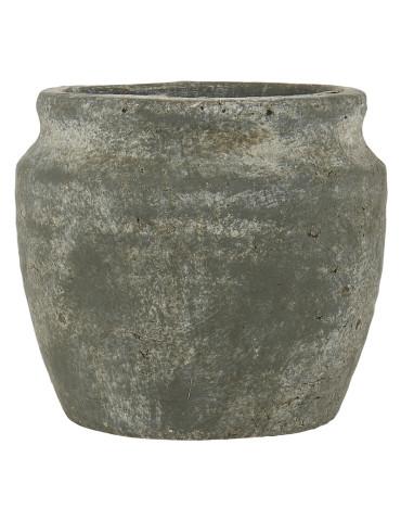 Ib Laursen Athen Skjuler grønvasket lille H11 cm Ø12 cm