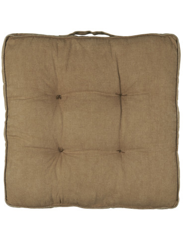Ib Laursen Madraspude brun B45 cm L45 cm